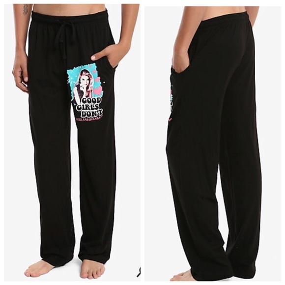 """Hot Topic Other - 90210 """"Good Girls Don t"""" Unisex Pajama Pants a74c679d5"""
